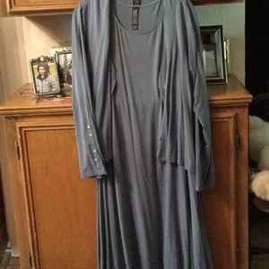 Marla Wynne Sleeveless Dress & Jacket